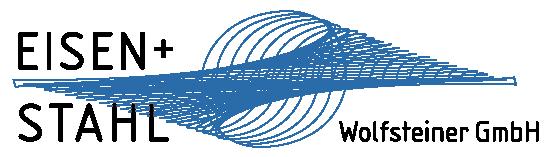 Eisen + Stahl Logo Wolfsteiner GmbH