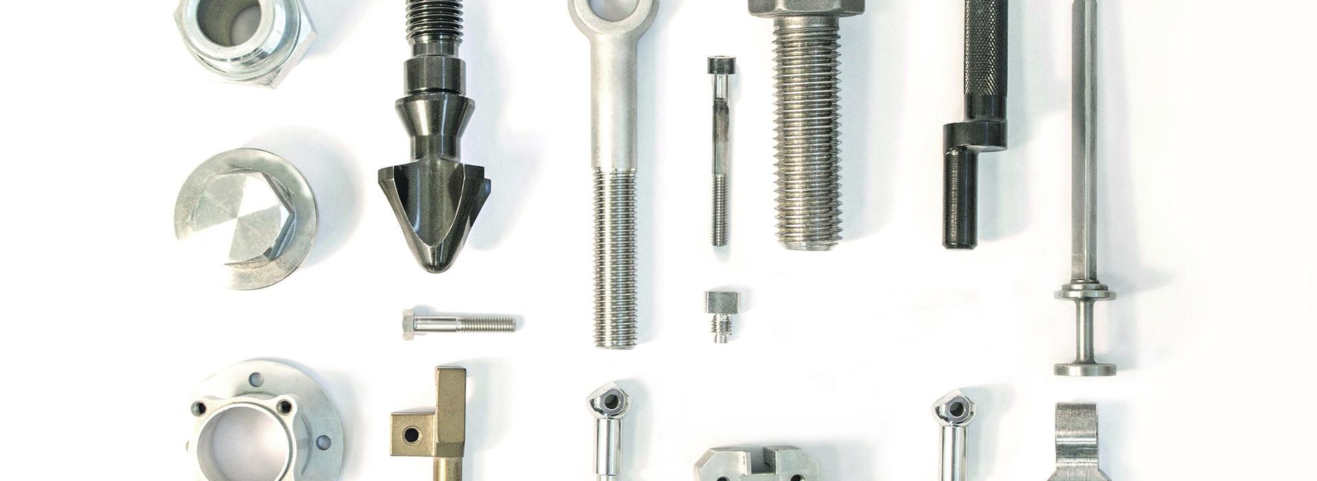 Schrauben, Nägel und Eisenprodukte